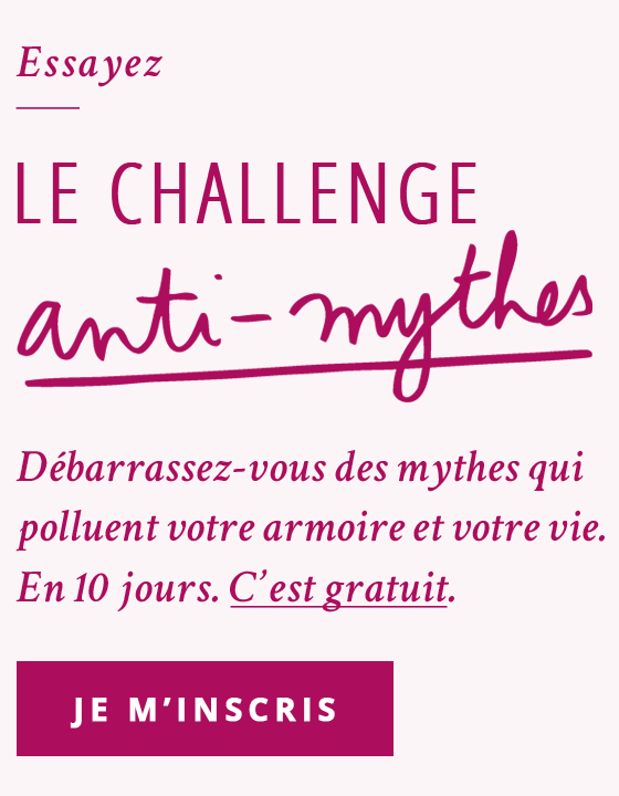 Challenge anti-mythes