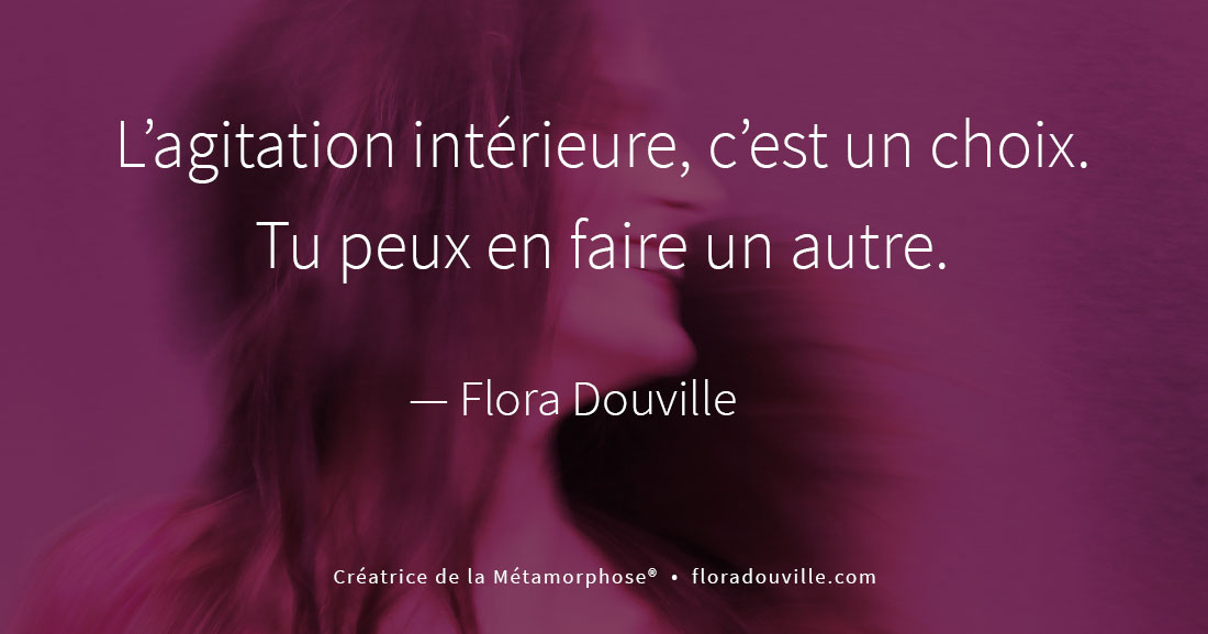 Citation Flora Douville